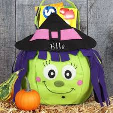 personalized trick or treat bags personalized trick or treats bags giftsforyounow
