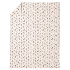 rabbit duvet cover twin the land of nod