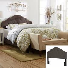 Bed Headboard Ideas Decorating Creative Upholstered Headboard Ideas Cileather Home