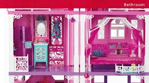 Barbie Home Decoration by Barbie Toys Dream House Toy Review Youtube
