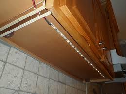Led Lights For Under Kitchen Cabinets by Led Strip Under Cabinet Lighting Yeo Lab Com