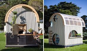 Playhouses For Backyard by Modern Playhouses That Make Perfect Backyard Additions