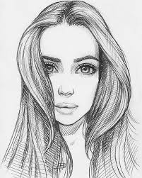 discover the hair show pencil portrait mastery me encanta discover the secrets of
