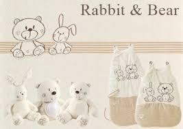 stickers nounours chambre bébé chambre bébé lapin thème
