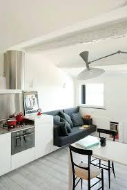 escalier entre cuisine et salon escalier entre cuisine et salon 0 joli blanc amacnagement petit sol