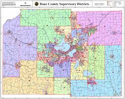 Madison Map Dane County Moves Toward Citizen Led Redistricting Process