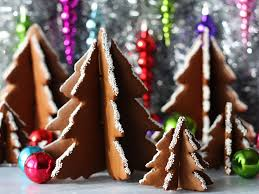 christmas tree shaped appetizers and desserts creative holiday