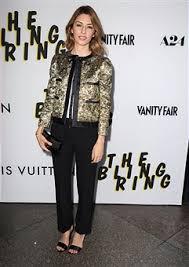 Vanity Fair Bling Ring The Bling Ring
