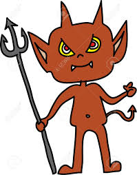 halloween cartoon charactor hand draw royalty free cliparts