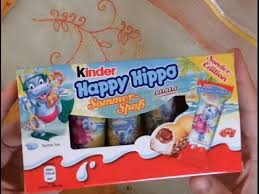 happy hippo candy where to buy kinder ferrero happy hippo limited summer edition