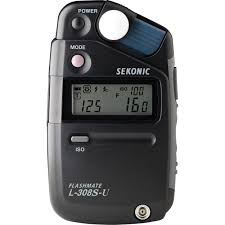 sekonic litemaster pro light meter light meters b h photo video