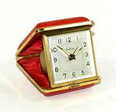 travel alarm clocks images Vintage seth thomas quot mini quot travel alarm clock working n107 ebay jpg