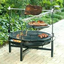 Grill Firepit Outdoor Pit Grill Expatworld Club