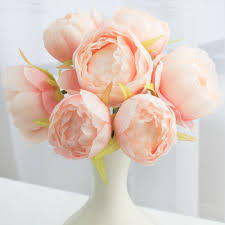 peony bouquet 10 peony bouquet pink 7 30567bepk craftoutlet
