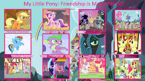 Memes Mlp - mlp meme by superrosey16 on deviantart