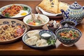 national cuisine of uzbekistan cuisine