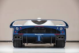 maserati mc12 blue the maserati mc12 makes the enzo look common by comparison