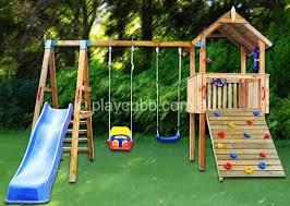 play equipment for backyard outdoor goods
