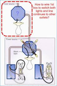 light switch wiring diagram personligcoach info