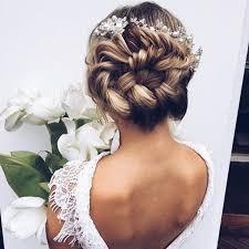 micro braid hair styles for wedding 61 braided wedding hairstyles brides