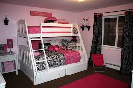 Girls Bedroom Ideas Bunk Beds Home Design Bedroom Decorating Ideas Bunk Beds Decor Diy