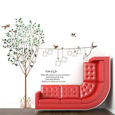 wall stickers for living room malaysia best livingroom 2017 vase removable flower tree crystal acrylic wall sticker home