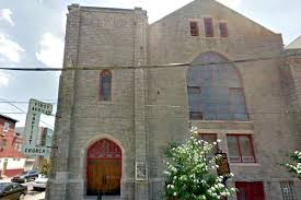 Church Converted To House by Developers To Convert Historic First African Baptist Church Into