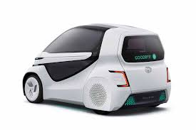 toyota new model car toyota envisions the future of mobility with three new concepts