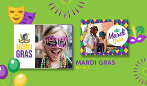 mardi gras picture frame mardi gras frames collage by picsart