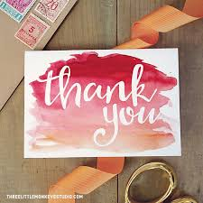 Make A Business Card Free Online Printable Best 25 Thank You Notes Ideas On Pinterest Thank You Note