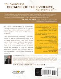 cold case christianity a homicide detective investigates the