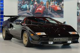 crashed lamborghini countach lamborghini countach for sale classic driver