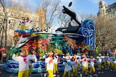 seaworld reveals design of 2013 macy s thanksgiving day parade