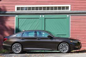 2018 honda accord hybrid first drive review lighter shade of green