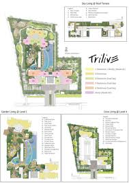 Site Floor Plan by Trilive Kovan Kovan Residential Sold Out Last Shop