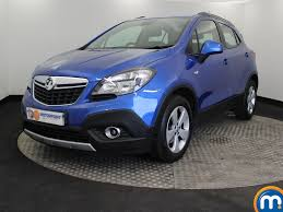 vauxhall mokka interior used vauxhall mokka for sale second hand u0026 nearly new cars