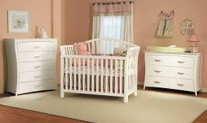 White Convertible Crib With Changing Table by Convertible Ideas Of White Crib And Changing Table Combo