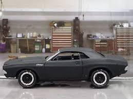 1970 dodge challenger matte black 1970 dodge challenger r t matte black 1 64 limited edition