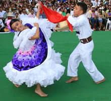 traje del sanjuanero huilense mujer y hombre para colorear colombia com colombianos en el mundo