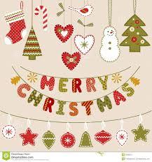 handmade christmas handmade christmas decoration stock vector illustration of
