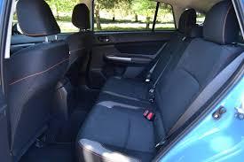 subaru crosstrek interior 2016 subaru crosstrek manual review autoguide com news