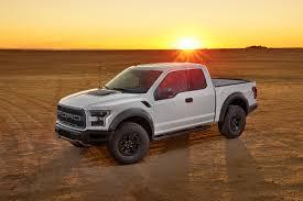 Ford Raptor White - 2017 ford raptor packs 450 hp u0026 510 lb ft