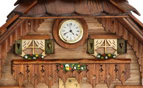 Chalet Style House by Cuckoo Clock Weather House Movement Chalet Style 20cm By Trenkle