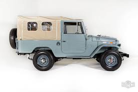 land cruiser africa priest owned 1971 toyota land cruiser fj43 fetches 115 500 at