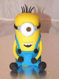 minions cake toppers minion cake topper cake by its a of cake cakesdecor