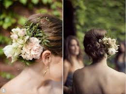 wedding hair flowers wedding hairstyles using flowers