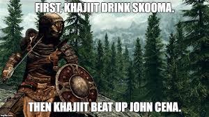 Khajiit Meme - image tagged in khajiit imgflip