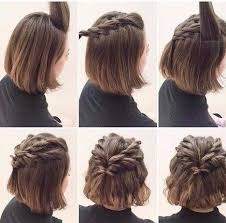 short haircuts designs 20 gorgeous prom hairstyle designs for short hair prom hairstyles