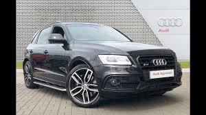 Audi Q5 1 9 Tdi - fp66wro audi q5 sq5 plus tdi quattro black 2016 leicester audi