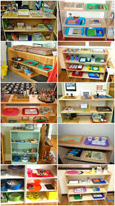 Preschool Classroom Floor Plans 12 Best Montessori Shelves Art Images On Pinterest Montessori